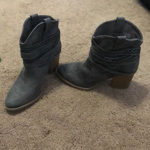 Sonoma grey boots - never worn 👢